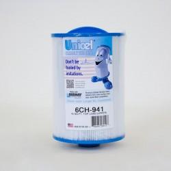 Filtro de UNICEL 6CH 941 compatible Apilados en la parte superior de la carga Fluvial de la...