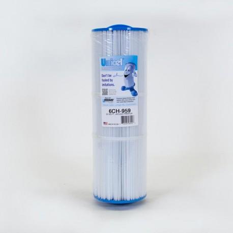 Filtro de UNICEL 6CH 959 compatível com Jacuzzi Premium