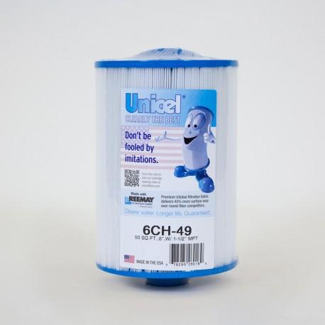 Filtro UNICEL 6CH 49 compatibile con carica dall'Alto