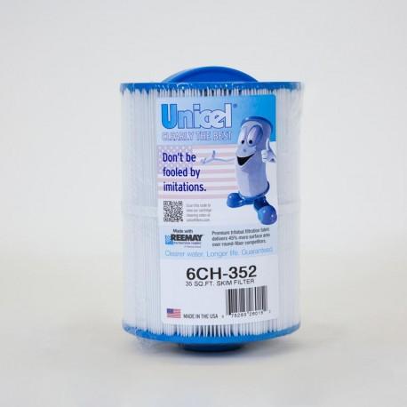 Filtro de UNICEL 6CH 352 compatible con carga Superior