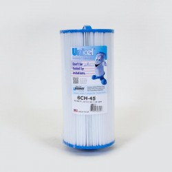 Filtro de UNICEL 6CH 45 compatible con spa Top Load