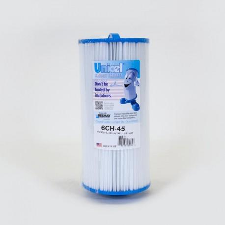 Filtro de UNICEL 6CH 45 compatible con carga Superior