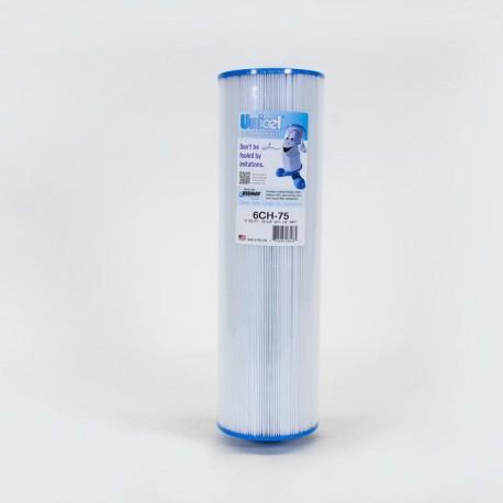 Filtro de UNICEL 6CH 75 compatível com Top load
