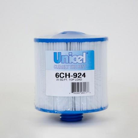 Filtro de UNICEL 6CH 924 compatível com Top load