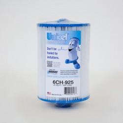 Filtro de UNICEL 6CH 925 compatible con CARGA SUPERIOR
