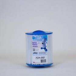 Cartucho de UNICEL 7 322 para Top load-Coleman Spas, Spas Artesianos