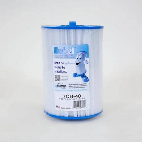 Filtro de UNICEL 7CH 40 para los de carga Superior-Coleman Balnearios, Spas Vita