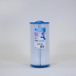 Filtro de UNICEL 7CH 50 para carga Superior-Coleman Balnearios, Spas Vita