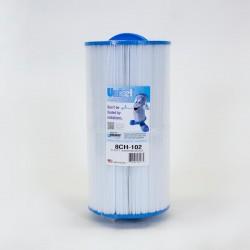 Filtro UNICEL 8CH 102 compatibile SUNDANCE, vasca IDROMASSAGGIO
