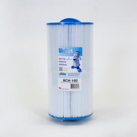 Filtro de UNICEL 8CH 102 compatible SUNDANCE, JACUZZI