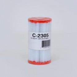 Filtro de UNICEL C-2305 compatible con Spa En Un Cuadro de
