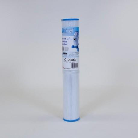 Filtro UNICEL C 2303 compatibile Arcobaleno Cloro