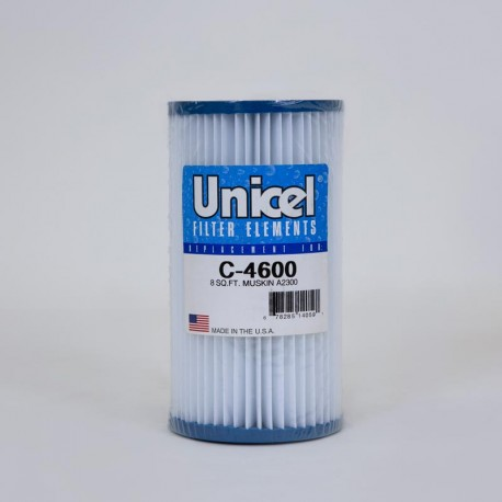 Filtre UNICEL C 4600 compatible Muskin