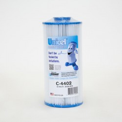 Filtro de piscina UNICEL C-4402 compatible Aqua Spa