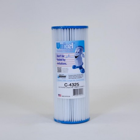 Filtre UNICEL C 4325 compatible Hayward CX225RE, American...