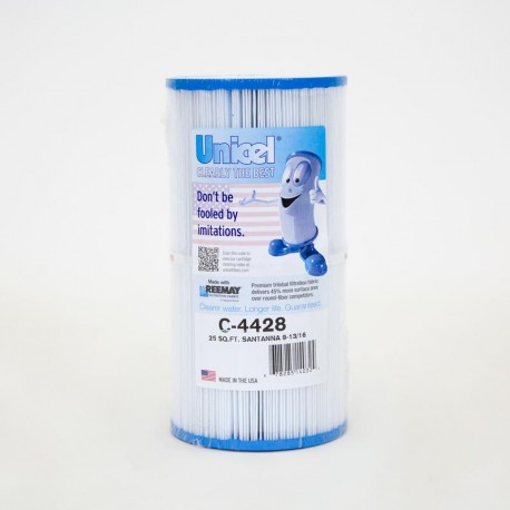 Filtre UNICEL C 4428 compatible Santana