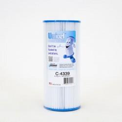 Filtro UNICEL C-4339 compatibile Idrovia materie Plastiche