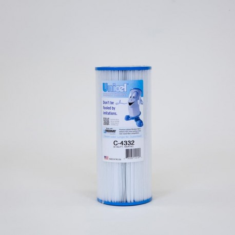 Filtre UNICEL C 4332 compatible Martec, Sonfarrel, Advantage