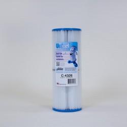 Filtro de UNICEL C 4326 compatible con arco iris, Canal Plásticos...