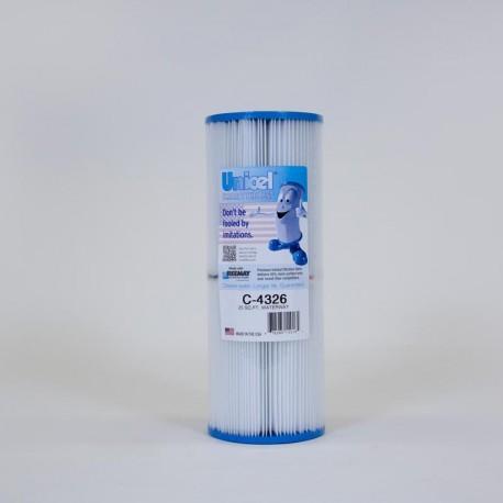 Filtre UNICEL C 4326 compatible Rainbow, Waterway Plastics...