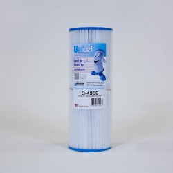 Filtre UNICEL C 4950 compatible Rainbow, Waterways Plastics...