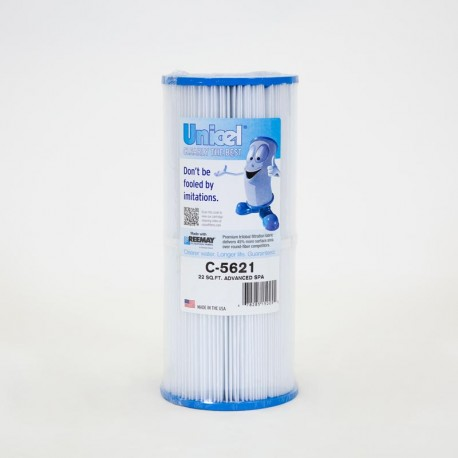 Filtro de UNICEL C-5621 compatível com o Avançado Spa (original