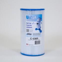 Filtre UNICEL C 5300 compatible Jacuzzi Whirlpool Bath
