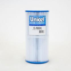 Filtro de UNICEL C 5624 compatible con bañera de Hidromasaje Jacuzzi