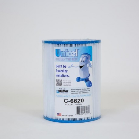 Filtro UNICEL C 6620 compatibile Muskin A2030