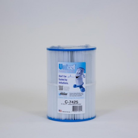 Filtro de UNICEL C-7425 compatible Americana, Swimquip, Premier