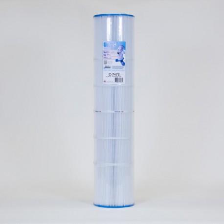 Cartuccia di UNICEL C-7472 Clean & Clear Plus, canale Navigabile Acqua cristallina