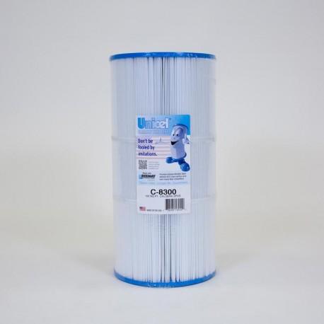 En el filtro de UNICEL C-8300 compatible con CALDERA SPAS