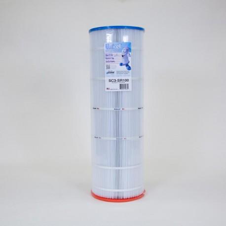 Filtro UNICEL SC3 SR100 compatibile con Sta-Rite