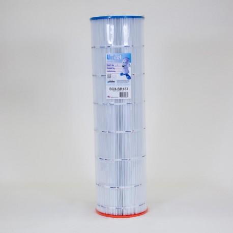 Filtro UNICEL SC3 SR137 compatibile Sta-Rite