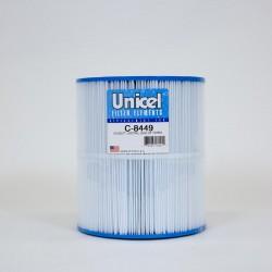 Filtro de UNICEL C-8449 compatible Astral 2505 CE Terra