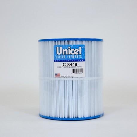 Filter UNICEL C-8449-kompatibel Astral 2505 DIESES Terra