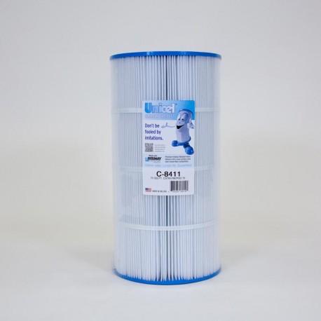 Filtro de UNICEL C-8411 H compatível com Hayward
