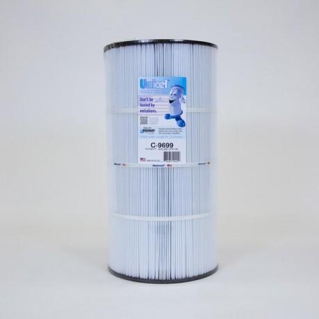 Filtro de UNICEL C 9699 compatível com Jacuzzi CFR 100 PJ100-4, C-9699, FC-1490