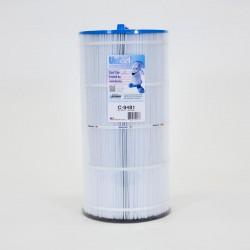 Filtro de UNICEL C-9481 compatível Jacuzzy Irmãos PJ120-4