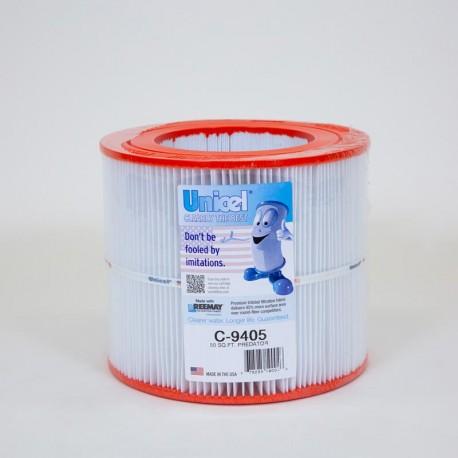 Filtro UNICEL C 9405 compatibile Predatore, Pulito e Chiaro
