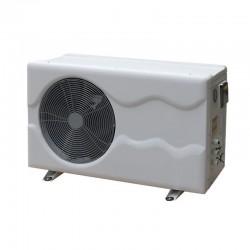 PAC pour Piscine 7 à 12 kW NETINVERTER