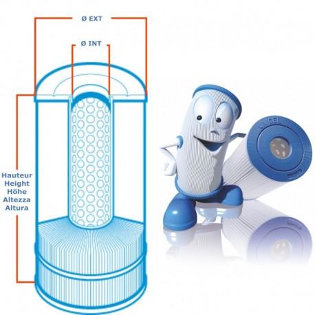 Filtre UNICEL-C-8315 compatible Warehouse