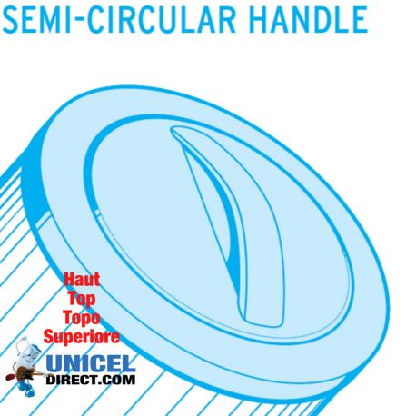 Cartridge UNICEL C-7432 for Softsider Spas, Pleatco Skim filter, PUREX CF 40
