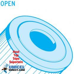 Filtro de UNICEL C-9420 compatible con Jacuzzi CFR 200