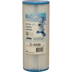Filtre UNICEL C 4320 compatible Hayward CX200RE, American...