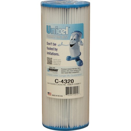 Filtro UNICEL C 4320 compatibile Hayward CX200RE, American...
