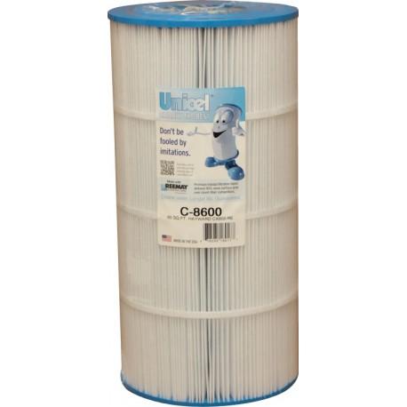Filtro de UNICEL C 8600 compatível Hayward