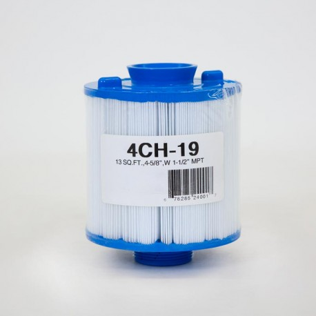 Filtre UNICEL 4CH 19 compatible Top load