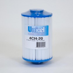 Filter UNICEL 4CH-20 kompatibel Top load