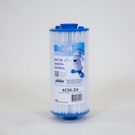 Filtro de UNICEL 4CH 24 compatível com Top load